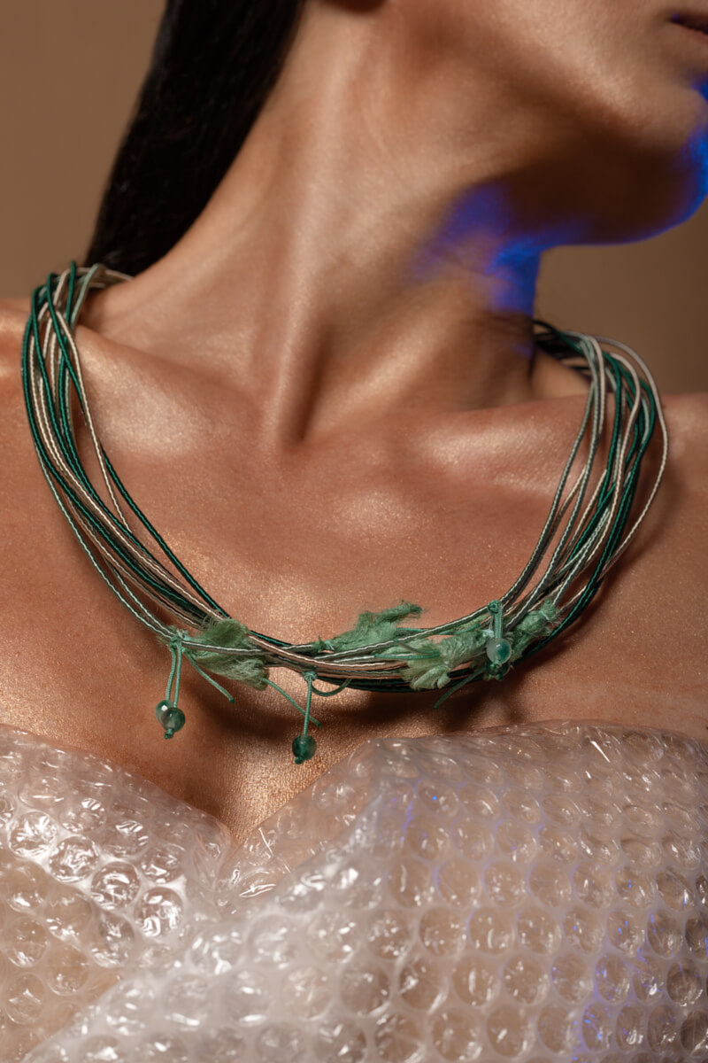CHRYSSALIS NECKLACE